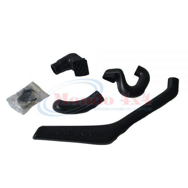 Snorkel per Nissan Navara/Pick Up modello D22 style A