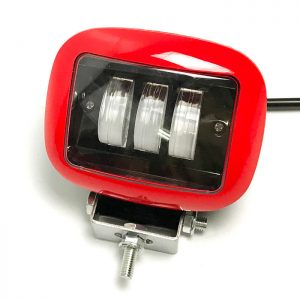 lampada led 45w red