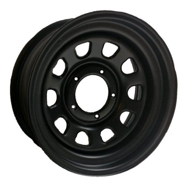 Cerchione Daytona Black 16x7 5x139,7
