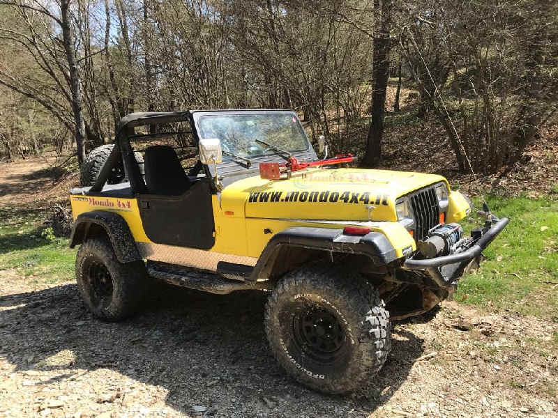 Jeep Mondo 4x4