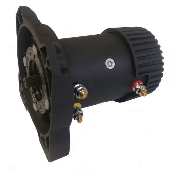 motore verricello E12000